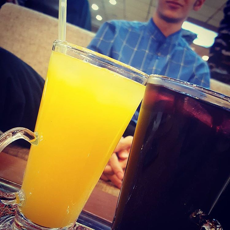 کافه نخلستان